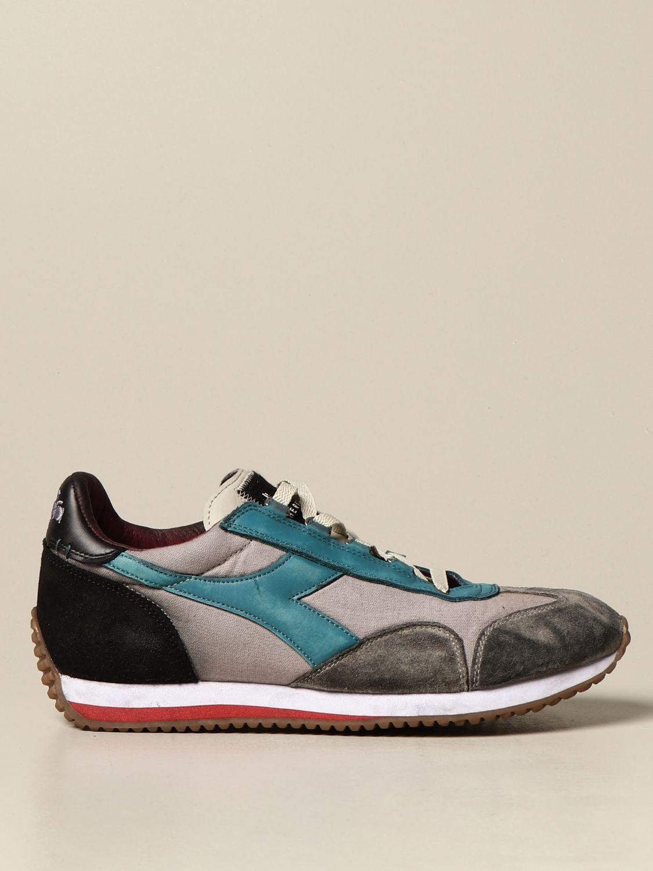 Trainers Diadora Heritage: Shoes men Diadora Heritage blue 1