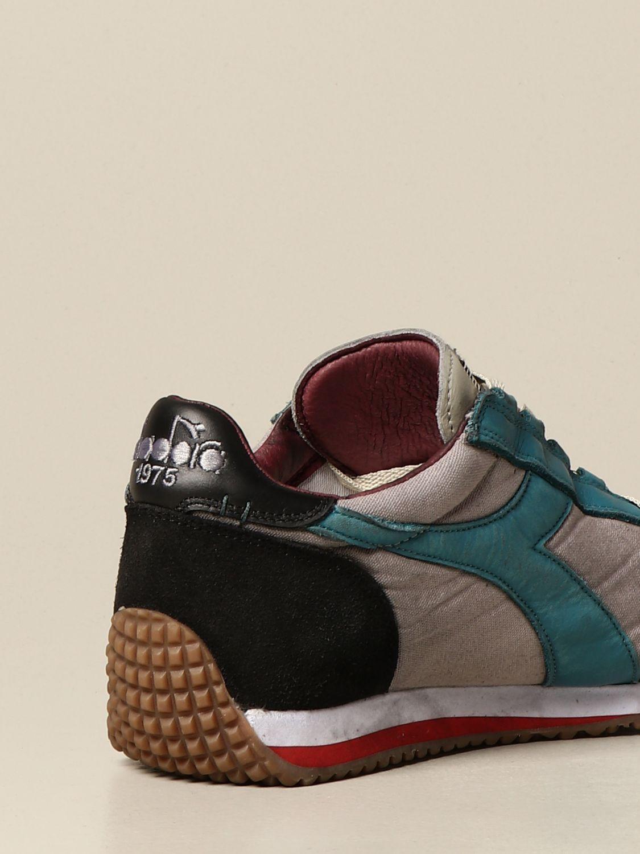 Trainers Diadora Heritage: Shoes men Diadora Heritage blue 3