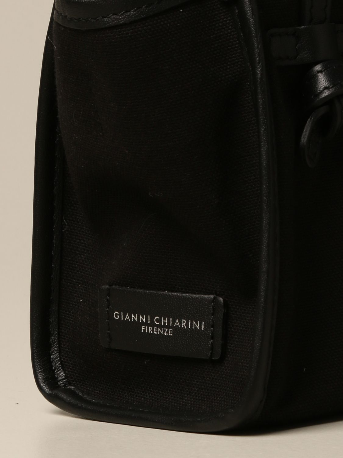 托特包 Gianni Chiarini Club Marcella: 肩包 女士 Gianni Chiarini Club Marcella 黑色 3
