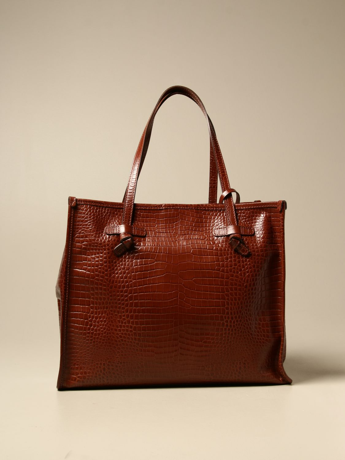 托特包 Gianni Chiarini Club Marcella: 肩包 女士 Gianni Chiarini Club Marcella 棕色 1