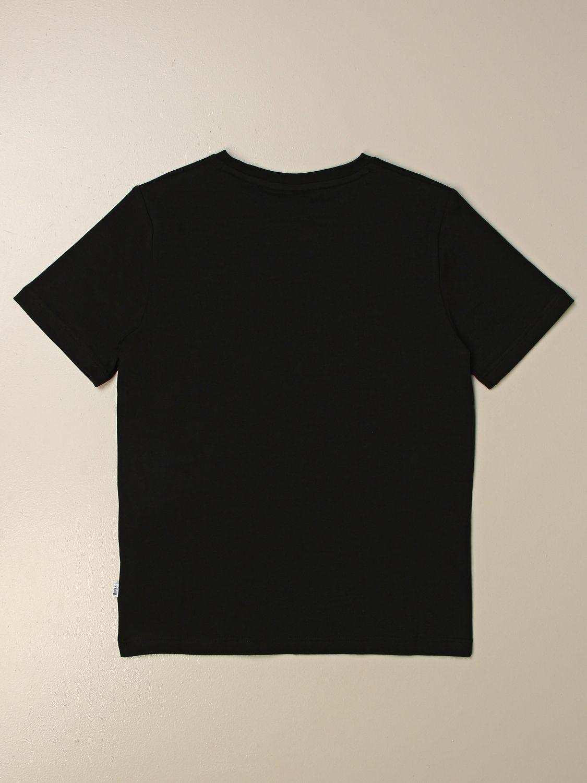Camiseta Hugo Boss: Camiseta niños Hugo Boss negro 2