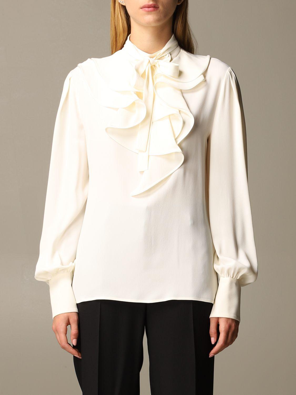 Camisa Alberta Ferretti: Camisa mujer Alberta Ferretti gris 1