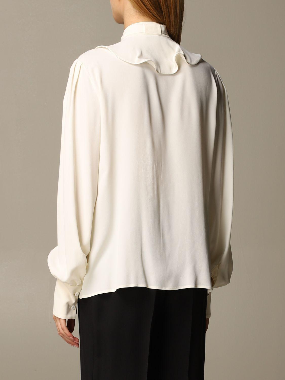 Camisa Alberta Ferretti: Camisa mujer Alberta Ferretti gris 2