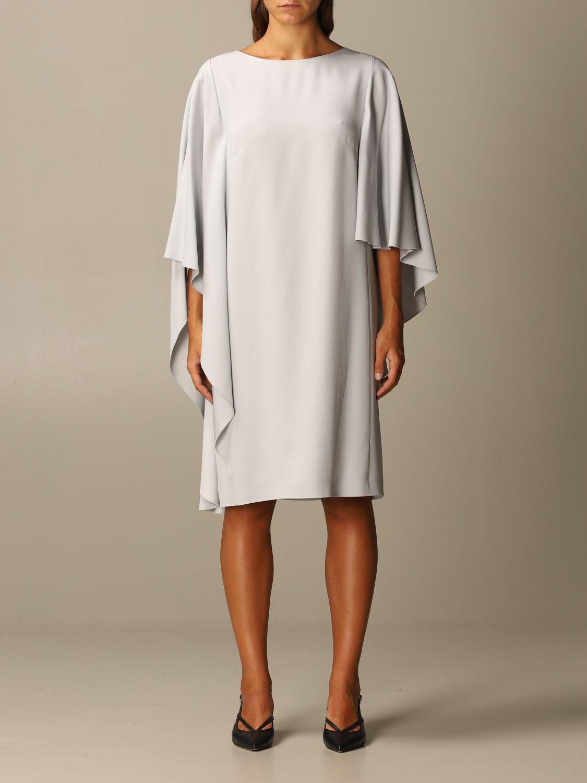 Dress Alberta Ferretti: Dress women Alberta Ferretti grey 1