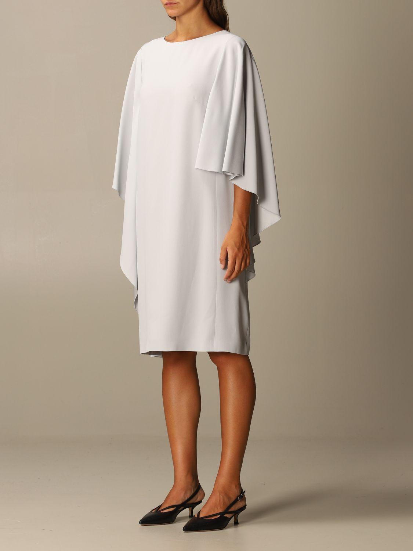 Dress Alberta Ferretti: Dress women Alberta Ferretti grey 3