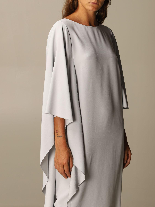 Dress Alberta Ferretti: Dress women Alberta Ferretti grey 4