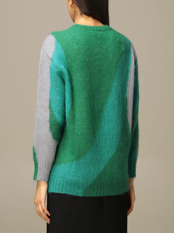 Sweater Alberta Ferretti: Sweater women Alberta Ferretti green 3
