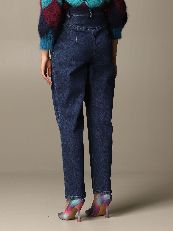 Jeans Alberta Ferretti: Jeans mujer Alberta Ferretti denim 3