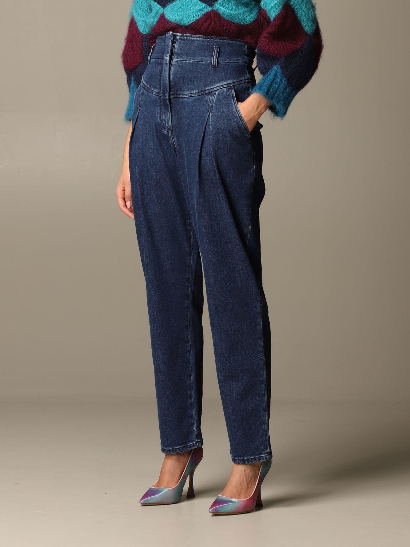 Jeans Alberta Ferretti: Jeans mujer Alberta Ferretti denim 4