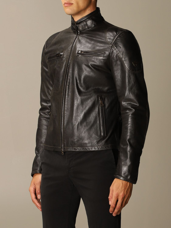 Chaqueta Matchless: Chaqueta hombre Matchless negro 3