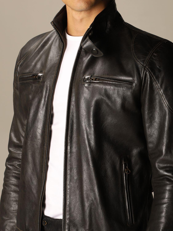Chaqueta Matchless: Chaqueta hombre Matchless negro 4