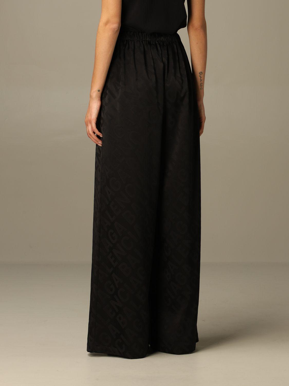 Trousers Balenciaga: Trousers women Balenciaga black 3
