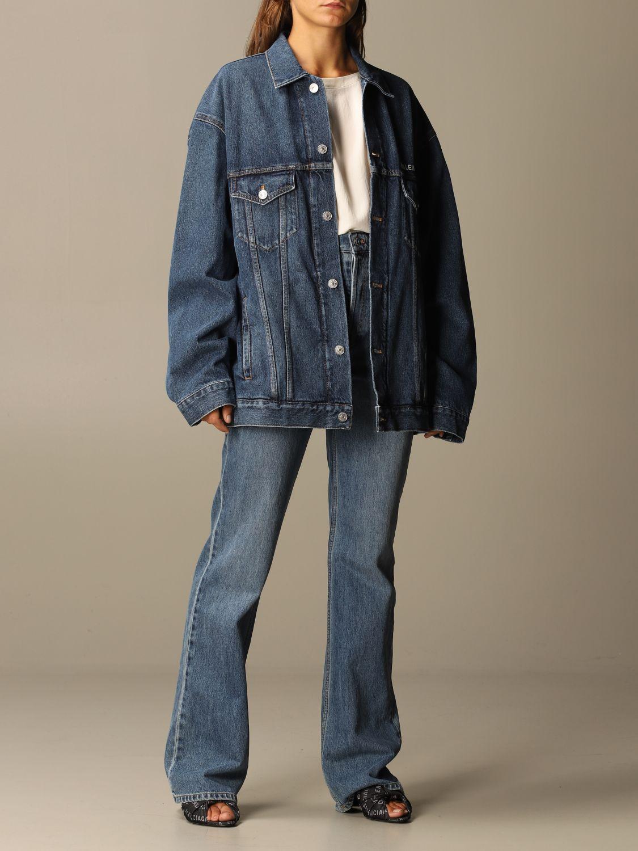 Jacket Balenciaga: Jacket women Balenciaga denim 2