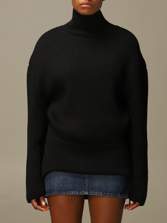 Jumper Balenciaga: Jumper women Balenciaga black 1