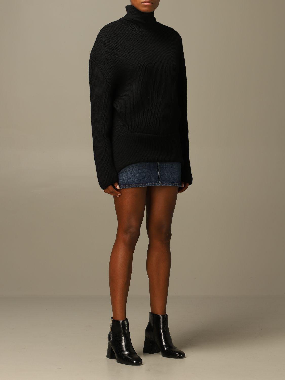 Jumper Balenciaga: Jumper women Balenciaga black 2