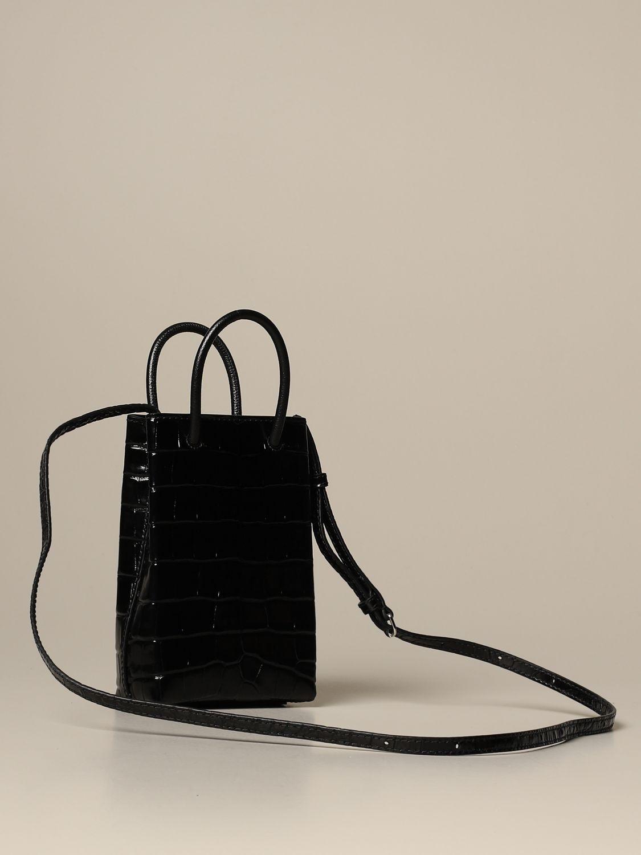 Shoulder bag Balenciaga: Shoulder bag women Balenciaga black 2