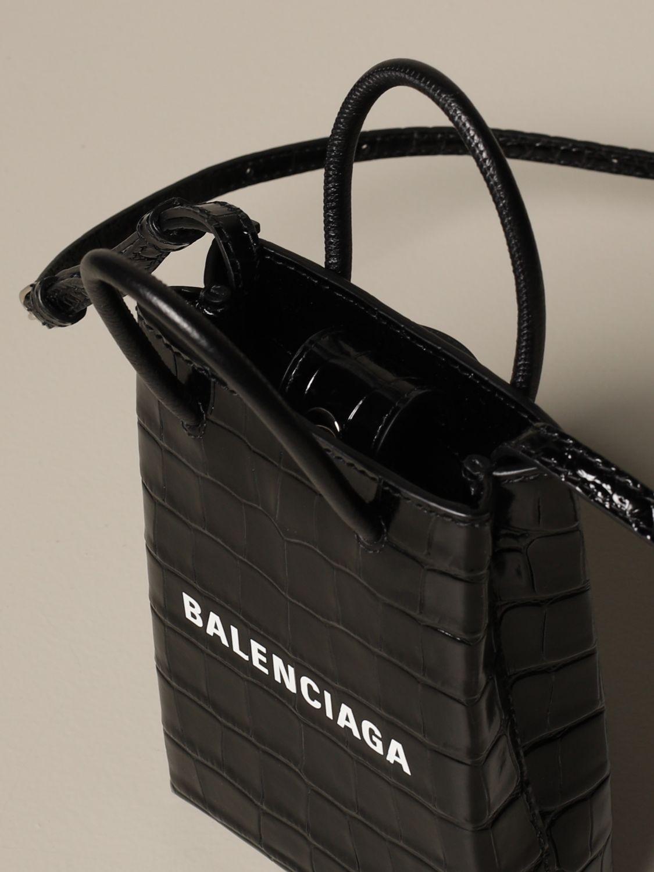 Shoulder bag Balenciaga: Shoulder bag women Balenciaga black 4