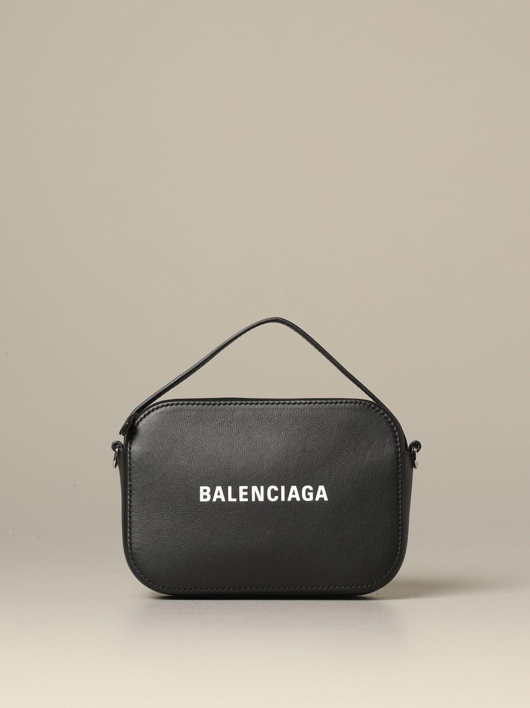 Mini bag Balenciaga: Shoulder bag women Balenciaga black 1