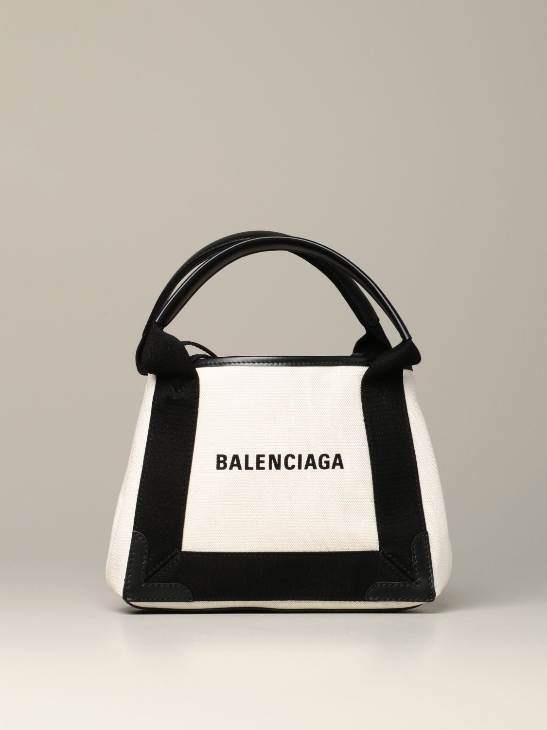 Mini bag Balenciaga: Shoulder bag women Balenciaga white 1