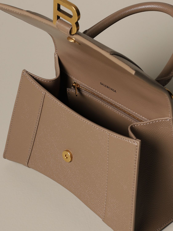 Shoulder bag Balenciaga: Shoulder bag women Balenciaga grey 4