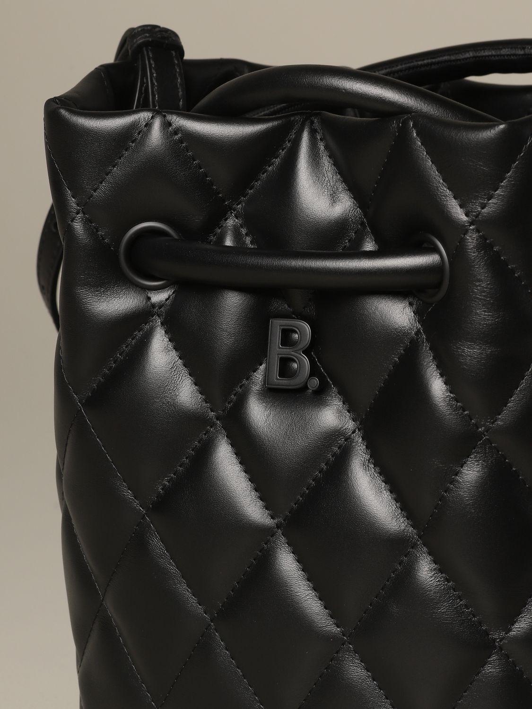Sac porté main Balenciaga: Sac porté épaule femme Balenciaga noir 4