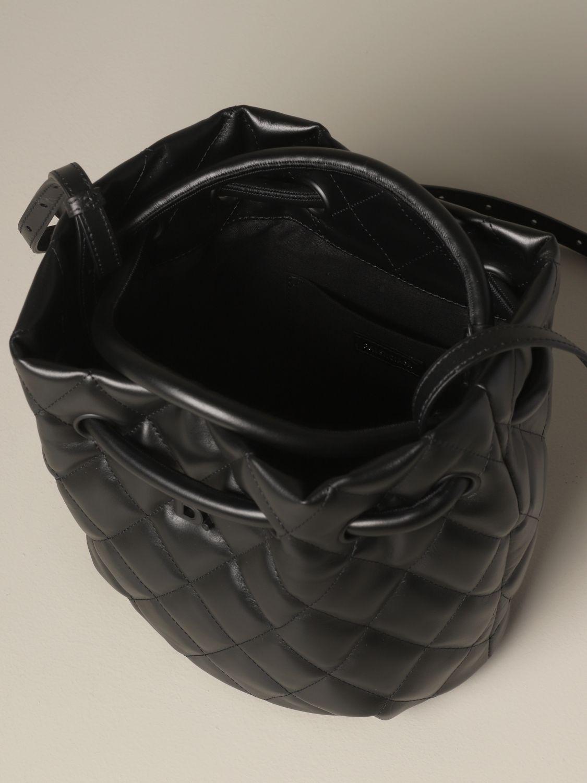 Sac porté main Balenciaga: Sac porté épaule femme Balenciaga noir 5