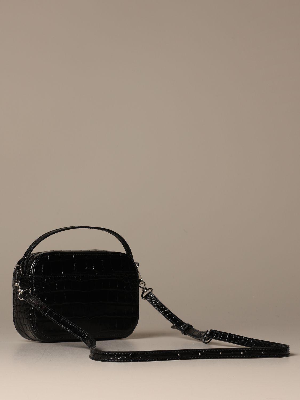 Mini bag Balenciaga: Shoulder bag women Balenciaga black 3