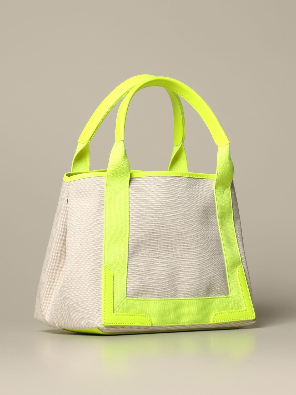Shoulder bag Balenciaga: Shoulder bag women Balenciaga yellow 3