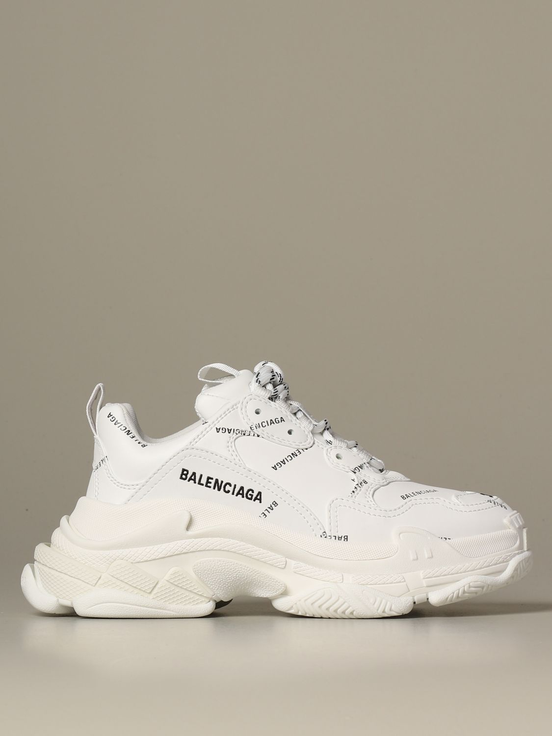 Sneakers Balenciaga: Shoes women Balenciaga white 1