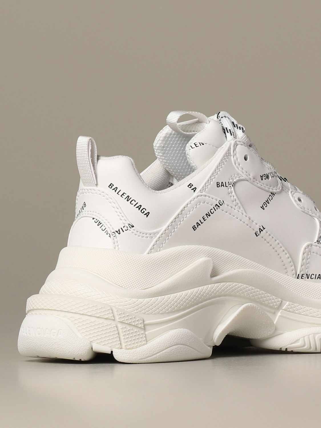 Sneakers Balenciaga: Shoes women Balenciaga white 4