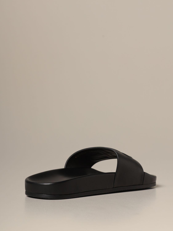 Flat sandals Balenciaga: Shoes women Balenciaga black 3