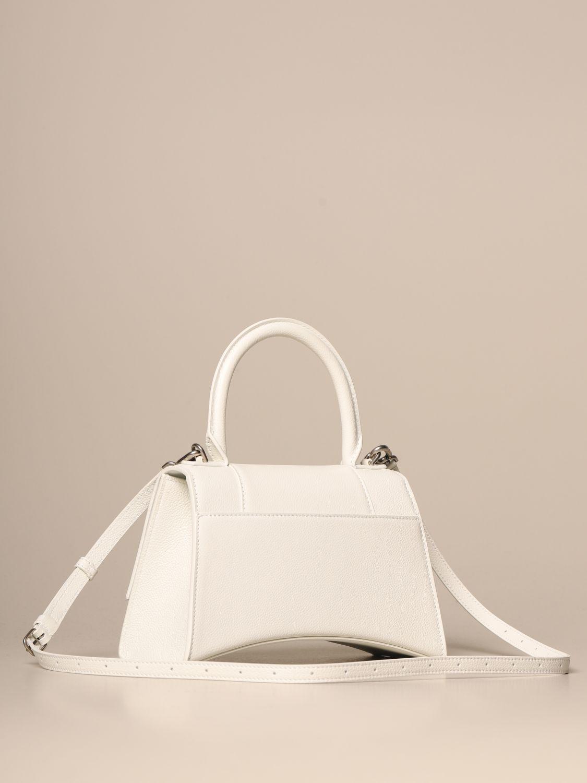 Handbag Balenciaga: Shoulder bag women Balenciaga white 3