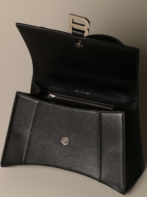 Bolso de mano Balenciaga: Bolso de hombro mujer Balenciaga negro 4