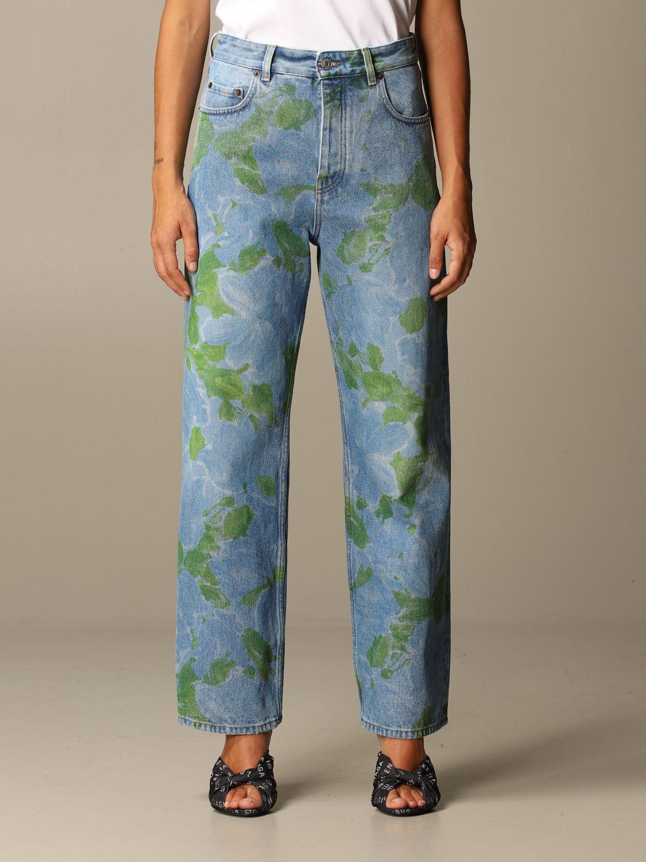 Jeans Balenciaga: Jeans women Balenciaga denim 1