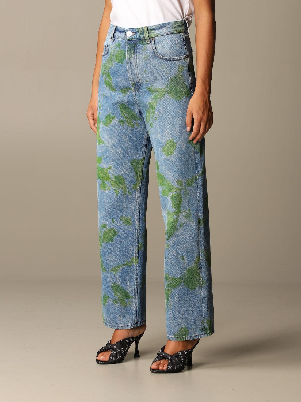 Jeans Balenciaga: Jeans women Balenciaga denim 4