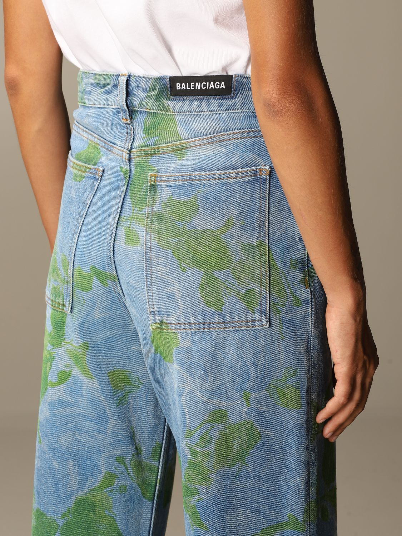 Jeans Balenciaga: Jeans women Balenciaga denim 5