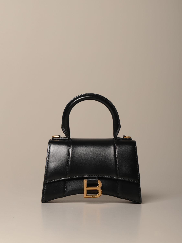 Mini bag Balenciaga: Shoulder bag women Balenciaga red 1