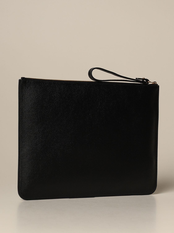 Clutch Balenciaga: Shoulder bag women Balenciaga black 2