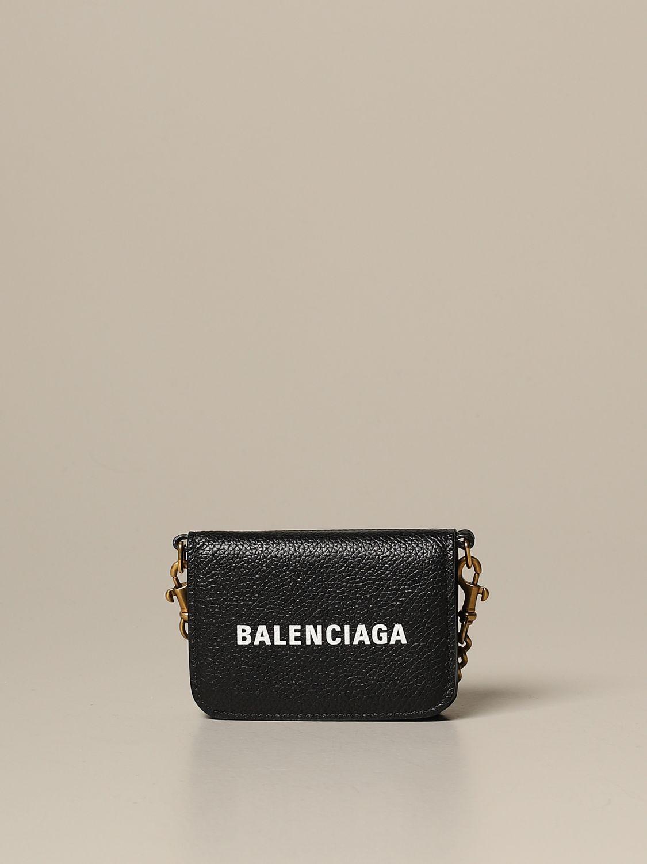 Shoulder bag Balenciaga: Shoulder bag women Balenciaga black 1