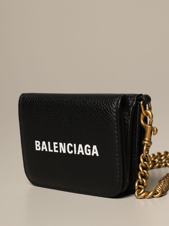 Shoulder bag Balenciaga: Shoulder bag women Balenciaga black 3
