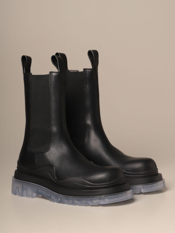 Boots Bottega Veneta: Shoes men Bottega Veneta black 2