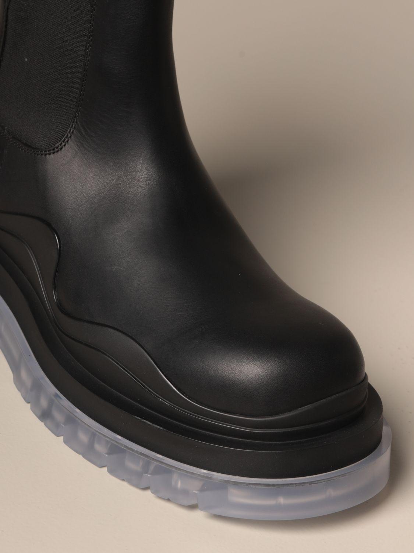 Boots Bottega Veneta: Shoes men Bottega Veneta black 4