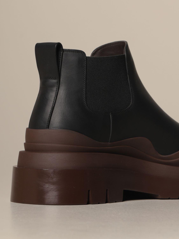 短靴 Bottega Veneta: 鞋 男士 Bottega Veneta 黑色 3