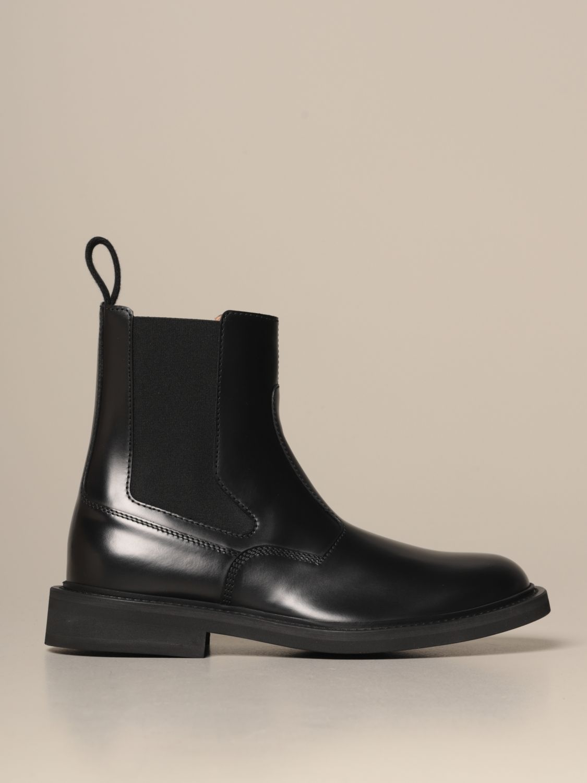 Botas Bottega Veneta: Zapatos hombre Bottega Veneta negro 1