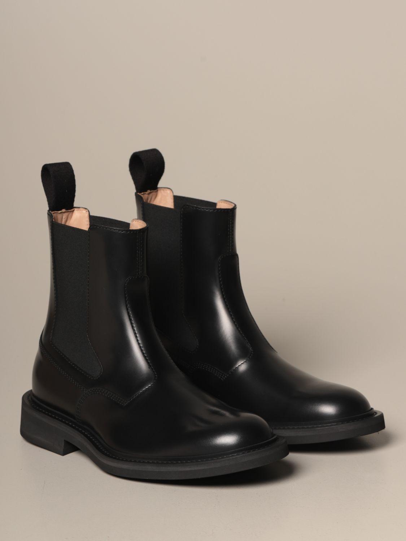 Botas Bottega Veneta: Zapatos hombre Bottega Veneta negro 2
