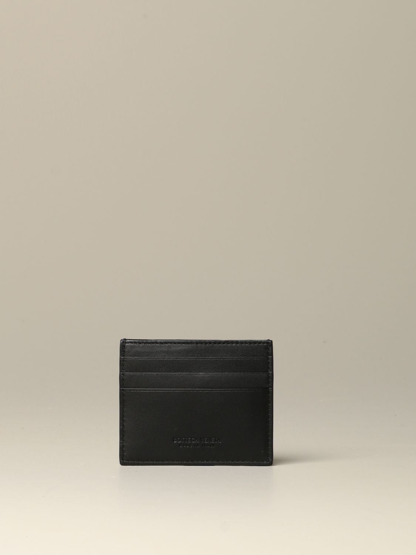 Wallet Bottega Veneta: Wallet men Bottega Veneta black 2