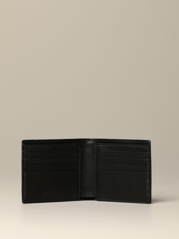 Wallet Bottega Veneta: Bottega Veneta wallet in 3.0 woven leather black 2