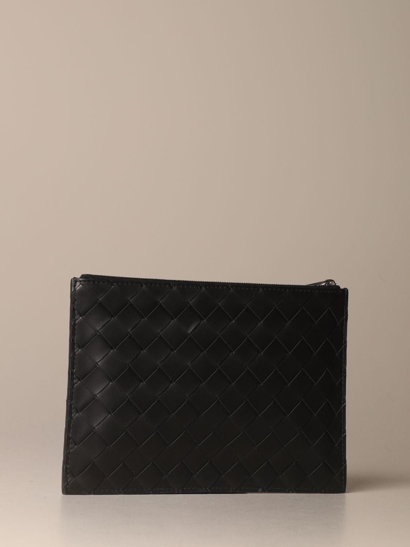 Aktentasche Bottega Veneta: Tasche herren Bottega Veneta schwarz 2