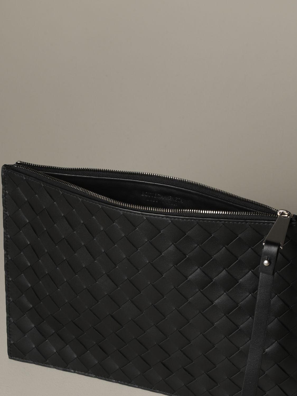 Briefcase Bottega Veneta: Bags men Bottega Veneta black 4