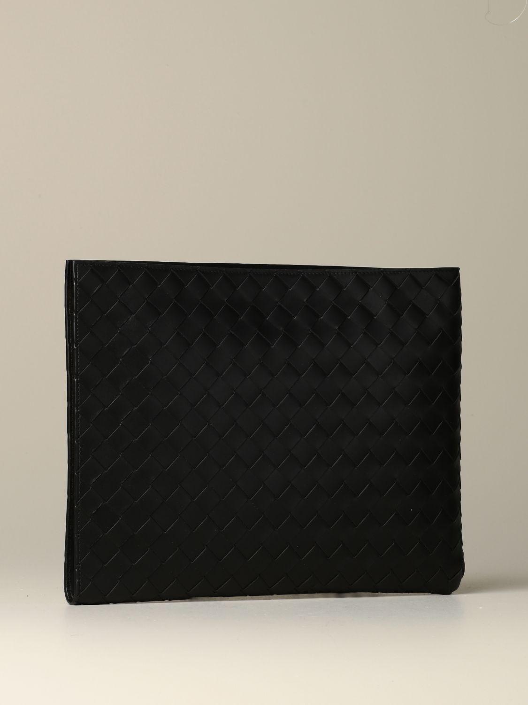 Briefcase Bottega Veneta: Bags men Bottega Veneta black 2